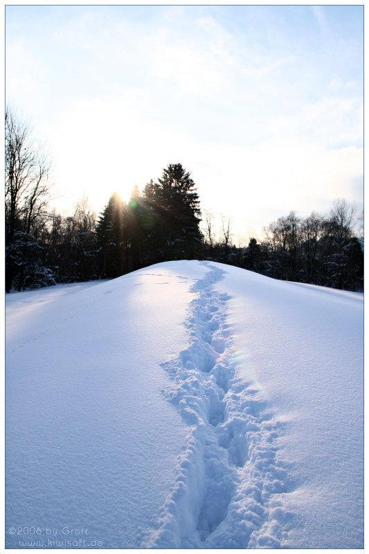 snowpath by Kiwisaft.de