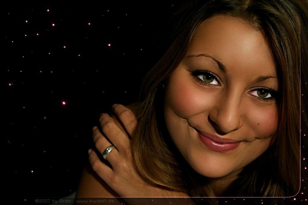 stars in her eyes by Kiwisaft.de