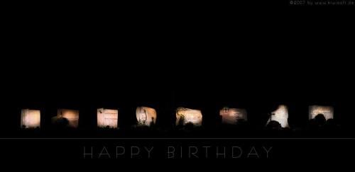 creepy birthday by Kiwisaft.de