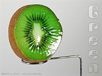 green kiwi by Kiwisaft.de